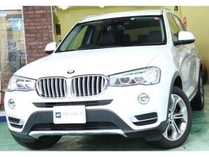 BMW X3 xDrive 20d Xライン インテリセーフティ 本革TV