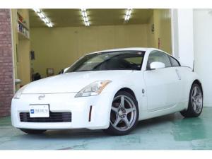 日産 フェアレディZ ベースグレード 車検整備付き・6速MT ENKEI製18インチアルミホイール HIDヘッドライト