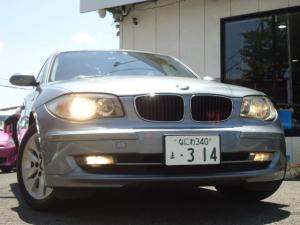 BMW 1シリーズ 116i 純正アルミ ETC