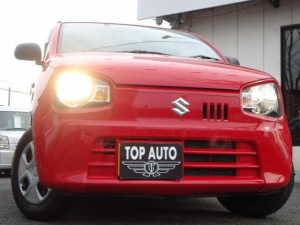 スズキ アルト L 4WD シートヒーター アイドリングストップ キーレス ドライブレコーダー 1年保証付