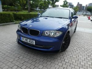 BMW 1シリーズ 116i キャメル本革シート スマートキー 保証付き認定車!