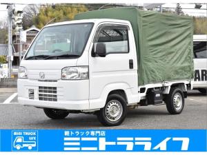 ホンダ アクティトラック SDX 5MT 4WD 幌 運送仕様