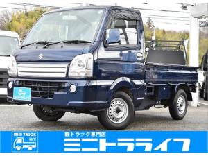 スズキ キャリイトラック KX 5MT 4WD キーレス パワーウィンドウ ETC