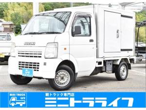 スズキ キャリイトラック トラック 保冷車 AT 4WD