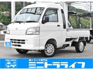 ダイハツ ハイゼットトラック ジャンボ 5MT 4WD 社外ナビ 地デジ キーレス