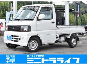 三菱 ミニキャブトラック VX-SE エアコン パワステ 5MT 4WD