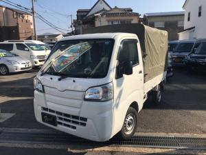 ダイハツ ハイゼットトラック スタンダード 幌付 5MT