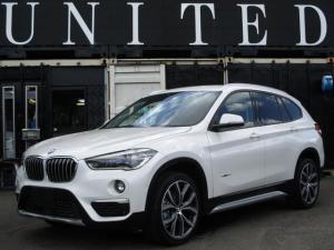 BMW X1 sDrive 18i xライン 19アルミ 安心ロング保証付