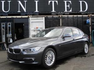 BMW 3シリーズ 320d ラグジュアリー レザーシート シートヒータ 保証付