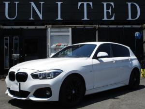 BMW 1シリーズ 118d Mスポーツ エディションシャドー ACC レザー