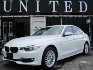 BMW 3シリーズ 320dブルーパフォーマンス ラグジュアリー 地デジ 保証付