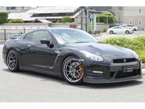日産 GT-R プレミアムエディション ファッショナブルインテリア アンバーレッド ワンオーナー フェニックスパワーセッティング 640PS