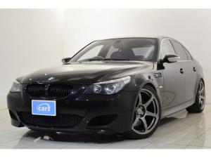 BMW M5 M5 SMG3 黒革 SR RAYS20AW 社外足廻り
