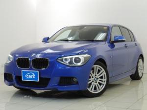 BMW 1シリーズ 116i Mスポーツ 全国対応1年保証 ユーザー買取車 Mスポーツ ナビバックカメラ バックソナー 純正17インチアルミ スマートキー