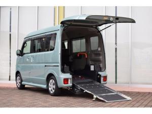 日産 NV100クリッパーリオ チェアキャブ スロープタイプ 車いす移動車 ターボ