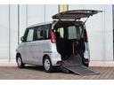 マツダ/フレアワゴン スロープ式車いす移動車 リヤシート付 4人乗り 電動ウインチ