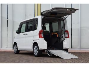 ダイハツ タント L SA スローパーL SA スロープタイプ 車いす仕様 スマートアシスト エコアイドル イクリプスナビ 地デジTV ETC