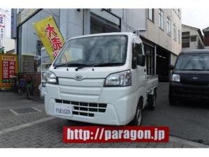 ダイハツ ハイゼットトラック スタンダード 4WD ワンオーナー オートマ エアコン