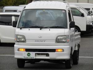 ダイハツ ハイゼットトラック ジャンボ /4WD/CD/AUX/オプションドアスピーカー/エアコン/パワステ/作業灯/