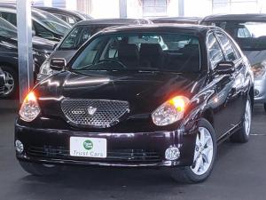トヨタ ヴェロッサ 20 /走行36,791Km/禁煙車/キセノンヘッドライト/革巻きステアリングホイール/分離型ETC/黒木目調インパネ/ファブリックシート/CD/Wエアバッグ/ABS/