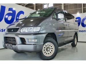 三菱 デリカスペースギア シャモニー 4WD