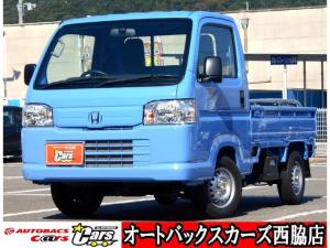 ホンダ アクティトラック アタック エアコン・パワステ装着車 4WD 5MT 生産終了間近