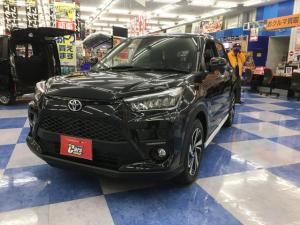 トヨタ ライズ Z 新車11点パック付 パノラミックビューPKG