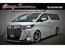 トヨタ/アルファード 2.5S Cパケ20AW車高調モデリスタサンルーフアルパイン