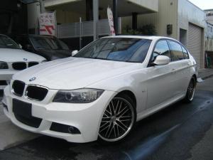 BMW 3シリーズ 320i Mスポーツパッケージ 19インチ タイヤ4本新品 後期モデル 純正ナビ ETC