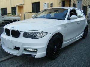 BMW 1シリーズ 120iエナジーコンプリートカー19アルミマフラーエアロ