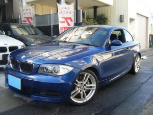 BMW 1シリーズ 135i Mスポーツ ターボ 6速ミッション 革シート 6ポットブレーキ