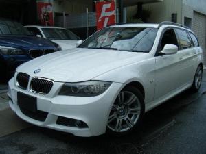 BMW 3シリーズ 320iツーリング Mスポーツパッケージ LCI後期モデル オプションMスポーツフロアマット HDDナビ コンフォートアクセス 17アルミ