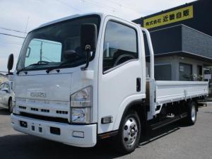 いすゞ エルフトラック 3tワイドロング平