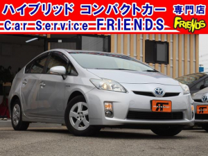 トヨタ プリウス S純正オーディオビルトインETC保証付保証付