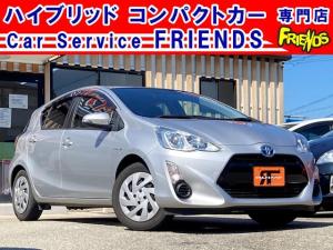 トヨタ アクア S 中期型ETCナビBluetooth保証付