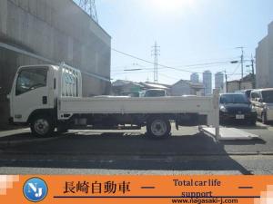 いすゞ エルフトラック 垂直パワーゲート付 ワイドロング  積載1,900kg