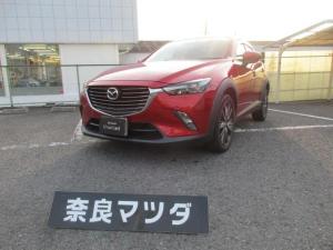 マツダ CX-3 XD ツーリング CD/DVD/TVチューナー付