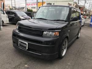 トヨタ bB S Xバージョン アルミホイール CDデッキ ブラック