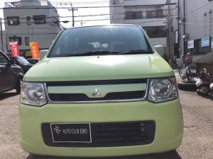 三菱 eKワゴン GS AW 助手席側電動スライドドア