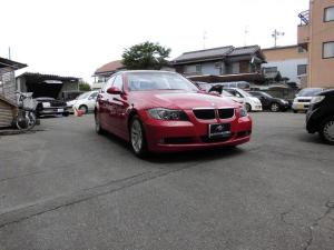 BMW 3シリーズ 320i シート張替え ナビ バックモニター