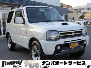 スズキ ジムニー ワイルドウインド 4WD シートヒーター