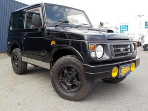 スズキ ジムニー ワイルドウインド 4WD 5MT 社外マフラー 全塗装済み