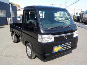 ホンダ アクティトラック タウン 4WD 5MT 最終型  エアコン パワステ 届出済未使用車 エアバック ABS キーレス パワーウィンドウ