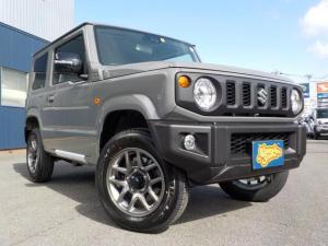 スズキ ジムニー XC 5MT 届出済み未使用車 4WD スズキセーフティーサポート 本革巻きステアリング ステアリングコントロール クルーズコントロール シートヒーター プライバシーガラス LEDライト 16インチAW