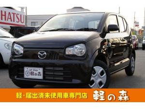 マツダ キャロル GL 軽自動車 届出済未使用車 キーレス  CDオーディオ