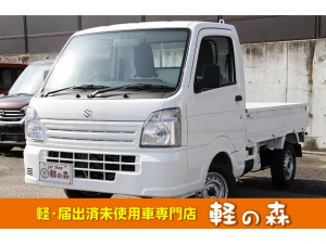 スズキ キャリイトラック KCエアコン・パワステ 軽自動車 届出済未使用車 Wエアバッグ アンチロックブレーキ