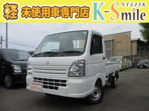 スズキ キャリイトラック KCエアコン・パワステ 2WD 5MT セーフティサポート