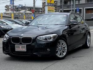 BMW 1シリーズ 116i Mスポーツ 禁煙 純正ナビTV バックカメラETC