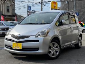 トヨタ ラクティス X HIDセレクション ユーザー買取車両 パナソニック製SDナビ フルセグTV Bカメラ ETC HID キーレス Bluetooth対応 純正HID 電格ミラー