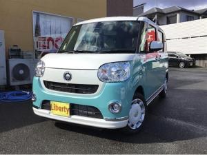 ダイハツ ムーヴキャンバス X メイクアップ LTD SAIII スマート 両電S